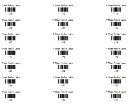 print and create barcode labels for supplies