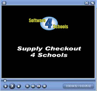 video how to checkout supplies to students